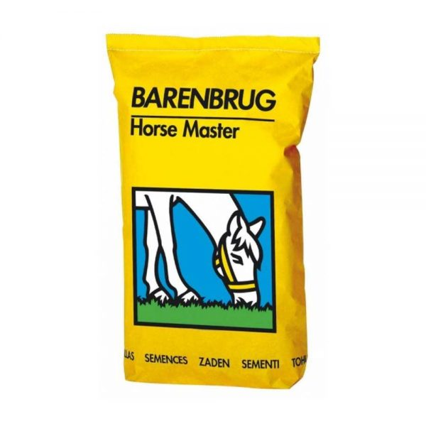 Barenbrug Horse Master graszaad 15 kg - Van Grasman