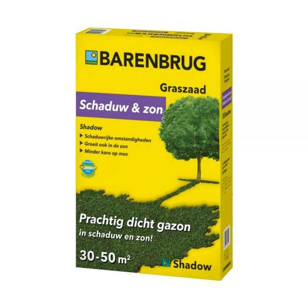 Barenbrug Schaduw en Zon graszaad, 1 kg - Van Grasman