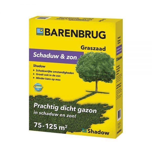 Barenbrug Schaduw en Zon graszaad, 2,5 kg - Van Grasman