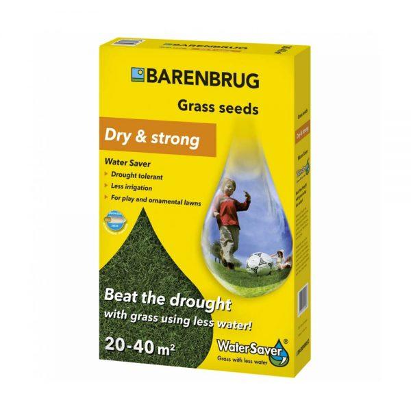 Barenbrug Water Saver, Dry & Strong 1 kg - Van Grasman