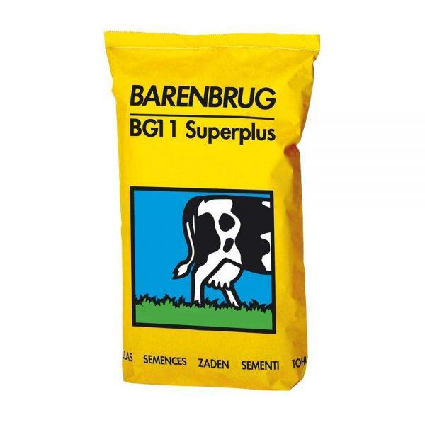 Barenbrug BG11 Superplus graszaad 15 kg - Van Grasman