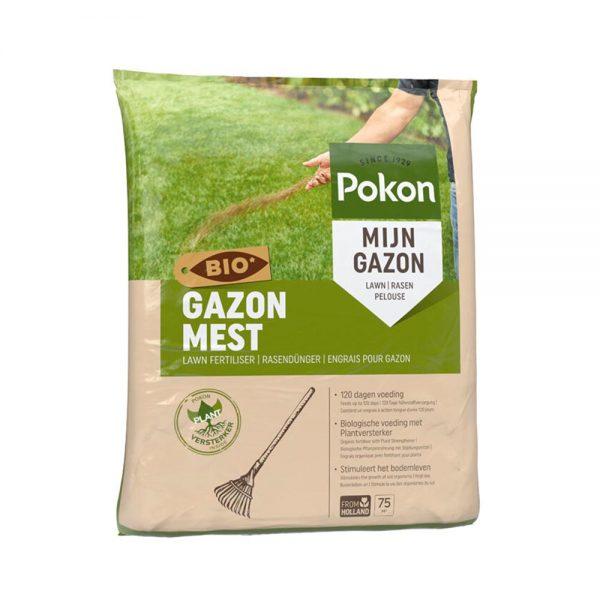 Pokon Bio Gazonmest 75m²